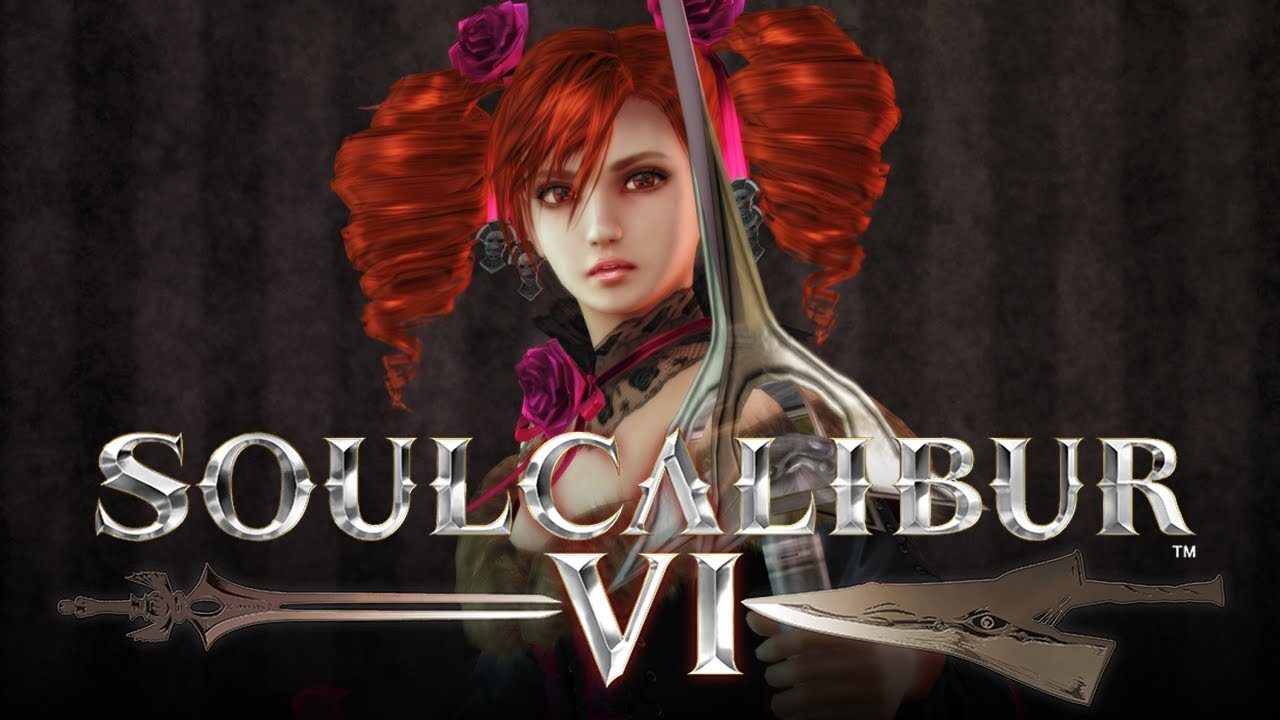 SOUL CALIBUR 6: Amy Story Mode Teaser Revealed w/ Hwang! + Battle Comments  for Created Characters!