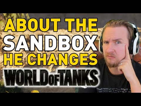 HUGE HE CHANGES - World of Tanks Sandbox