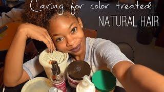 Baixar Caring for Color Treated Natural Hair