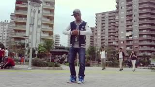 رقص على اغنيه حرش بالخط العريض منظمة الحرش    m7 family   hiphop dance