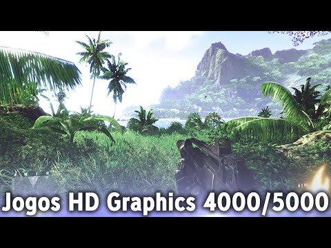 50 Games for Intel HD Graphics 4000/5000
