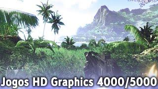 50 Jogos que rodam bem na Intel HD Graphics 4000/5000