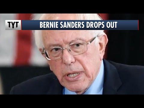 Bernie Sanders Drops Out, What Now?