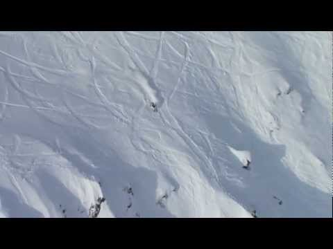 Big Mountain Hochfügen 2012 - 1st Place Ski Men