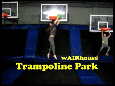 Wairhouse Trampoline Park - Salt Lake City Utah