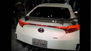 "Toyota FT-86 ""Walkaround"" Live from the 2010 Tokyo Auto Salon"