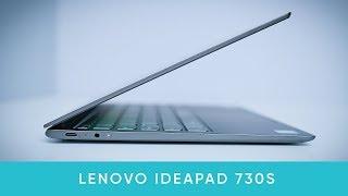Trên tay Lenovo 730s: Mỏng nhẹ, Kim loại nguyên khối, Nhẹ chỉ 1.1 Kg