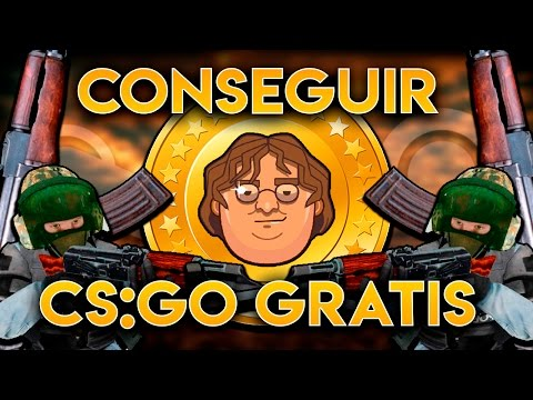Conseguir CS GO y códigos de STEAM | GRATIS | LEGAL | 2017