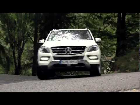 2012 mercedes benz ml 250 bluetec 4matic w166 youtube. Black Bedroom Furniture Sets. Home Design Ideas