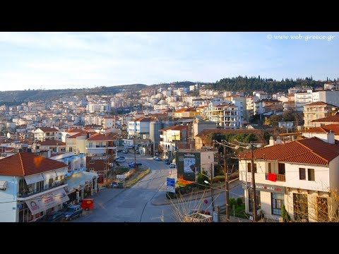 Veria Macedonia Greece The City  Video, Trip, Guide