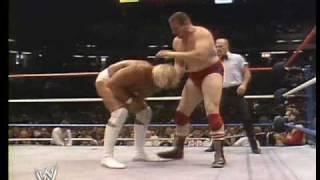 SNME 10/5/85 Hulk Hogan Vs Nikolai Volkoff