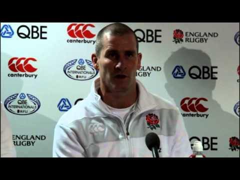 England 15 South Africa 16 - Stuart Lancaster post-match press conference
