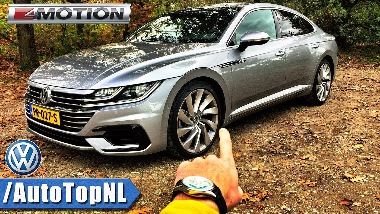 vw arteon r line 2 0 tsi 4motion 280hp review pov test drive by autotopnl. Black Bedroom Furniture Sets. Home Design Ideas