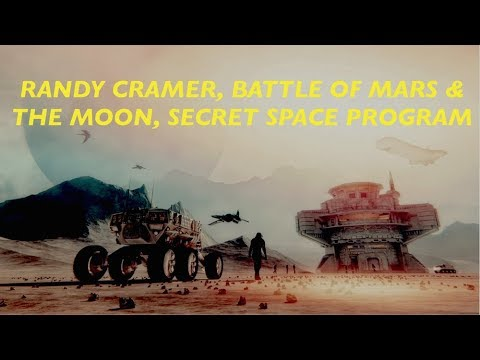 Marine in the Secret Space Program Speaks Out, Randy Cramer, Mars Colonization