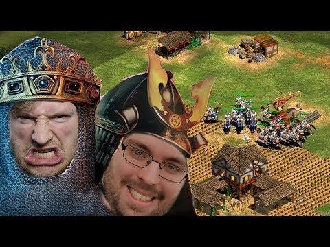 Maxim vs Mori | Age of Empires 2 [#9]