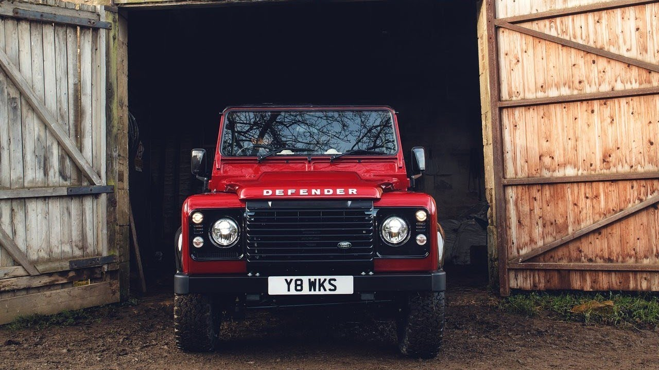 Review Land Rover Defender V8 2018 Features Design First Look