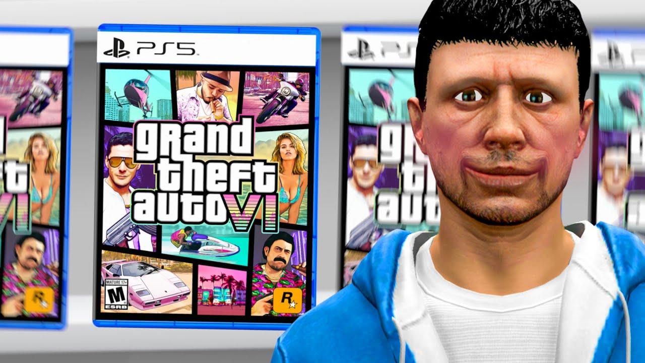 POV: GTA6 just got released