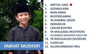 Kumpulan Sholawat Farhat Mushofi Terlengkap 2020