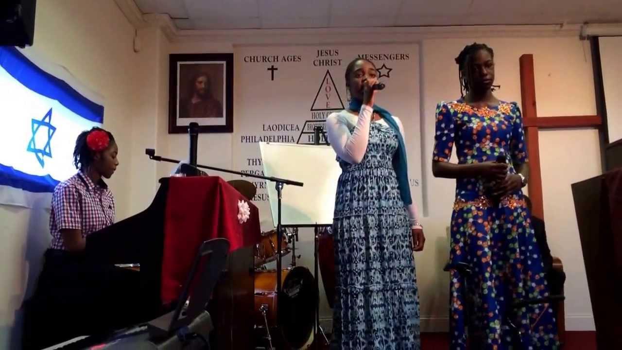 The Lukumwena stisters special song Denver,Colorado End