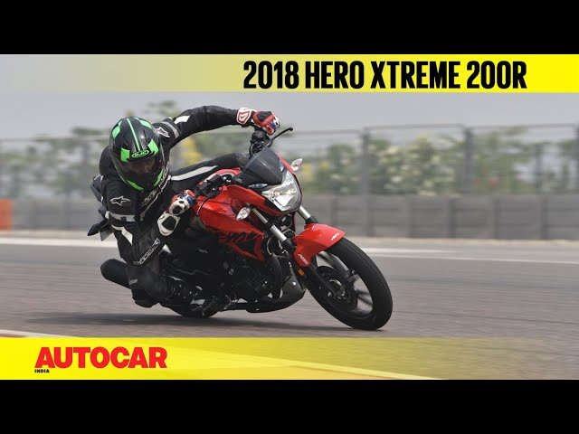 Hero Xtreme 200R | First Ride | Autocar India