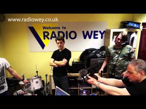 Radio Wey - The Blues Session - 12th April 2013 with Albany Down
