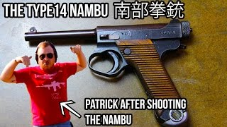Type 14 Nambu Pistol 南部拳銃