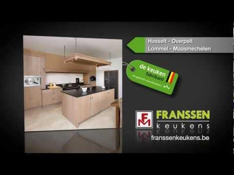 Franssen Keukens Design : Franssen keukens youtube