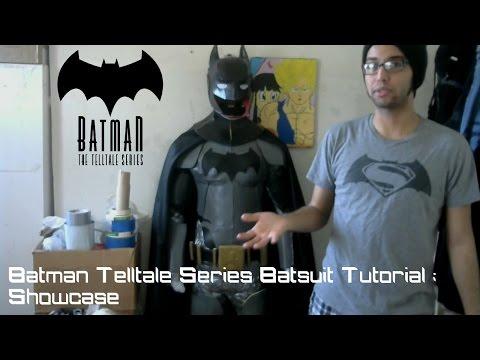 Batman Telltale Batsuit : Batsuit
