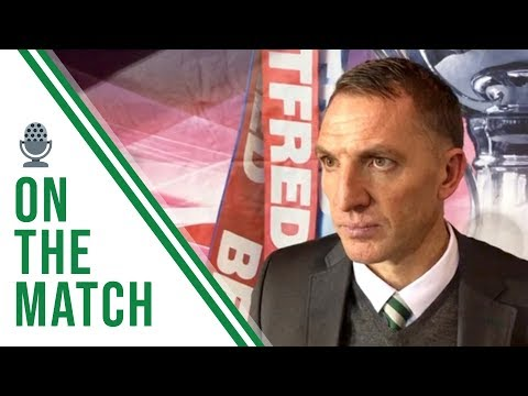 Celtic FC - Brendan Rodgers Post #BetfredCup Final Interview