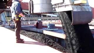 Loading iron ore Duluth, MInn.