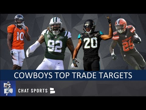 Cowboys Trade Rumors: 8 Players Dallas Could Target In An Offseason Trade