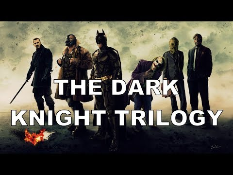 The Dark Knight Trilogy - Chaos Vs. Order