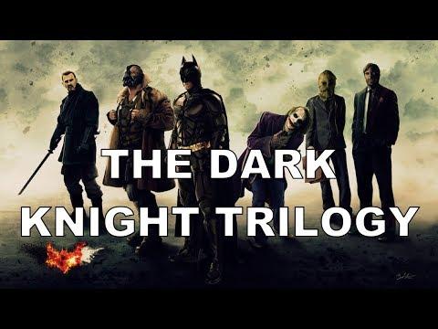 The Dark Knight Trilogy - Chaos Vs. Order
