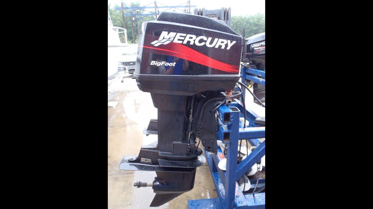 Mercury Outboard Motor Weights 1988 150 Xr2 Wiring Diagrams 6m3910 2002 60elpto 60hp Bigfoot 2 Stroke