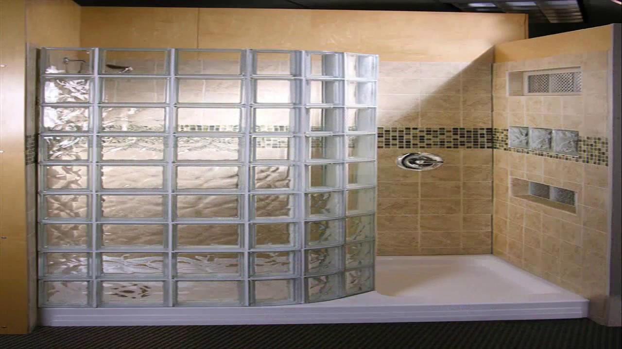 Doorless Shower Designs For Small Bathrooms YouTube - Doorless shower designs for small bathrooms