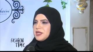 المصممة الإماراتية عايشة المهيري مزجت في تصاميمها بين الثقافة الخليجية والهندية، تعرفوا على تصاميمها