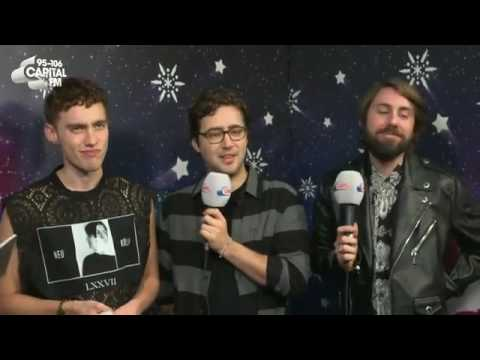 Years & Years interview at Capital FM Jingle Bell Ball 2016