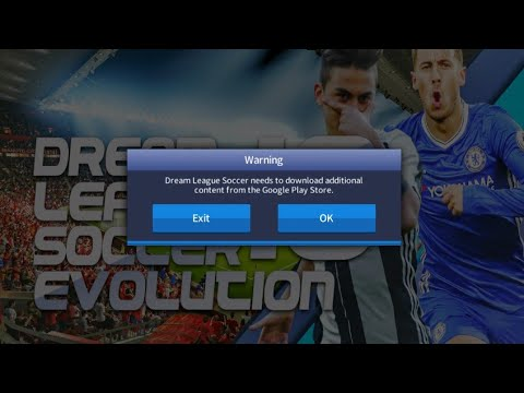 Finally Fix The Problem Of Dream League Soccer 18 Add Content From