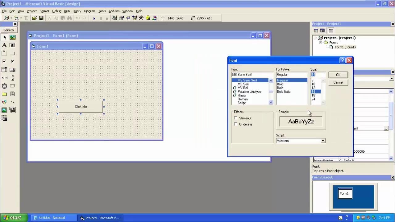 Visual programming in hindi