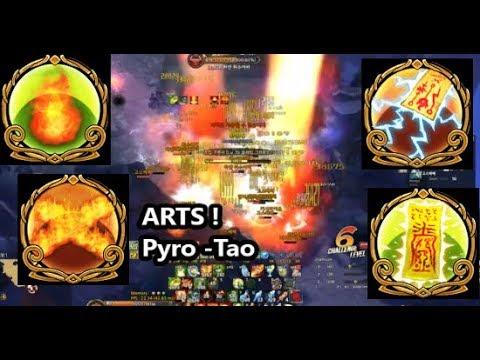 [TOS ARTS] Pyro, Taoist & challenge 6