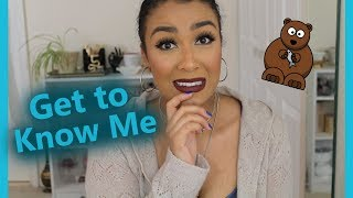 Get To Know Me Tag 25 Questions | Missmyluck91 | 2018