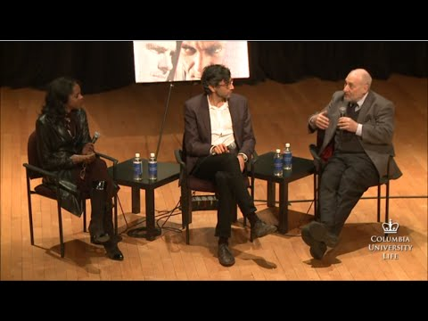 "Director Ramin Bahrani & Nobel Laureate Joseph Stiglitz Talk ""99 Homes"" | Columbia University Life"