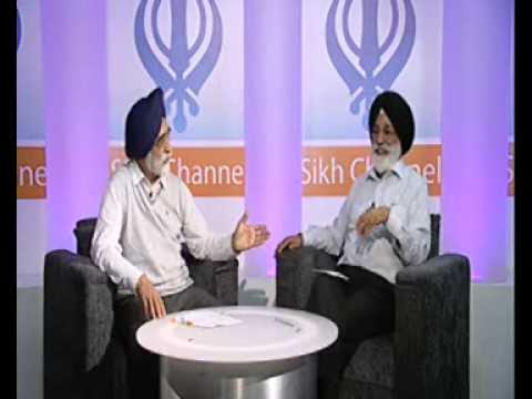 SIKH CHANNEL 300112 LIVE-SPECIAL SHOW ON PARKASH PURAB OF GURU HAR RAI JI.