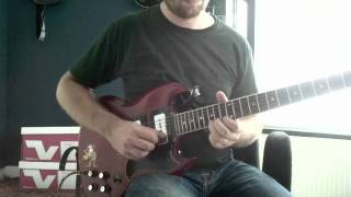 Symptom of the Universe - Black Sabbath - guitar cover