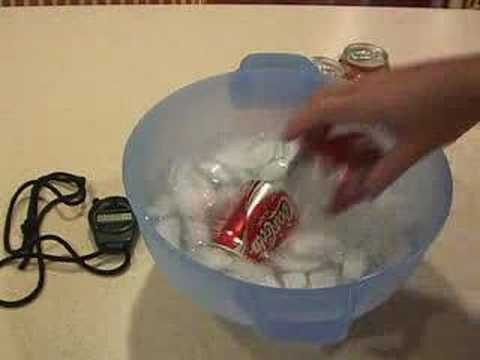 Chill A Coke In 2 Minutes  YouTube