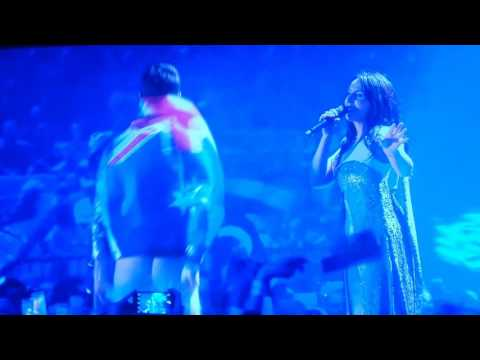 Australian Man shows bum live on Eurovision Song Contest Stage invasion