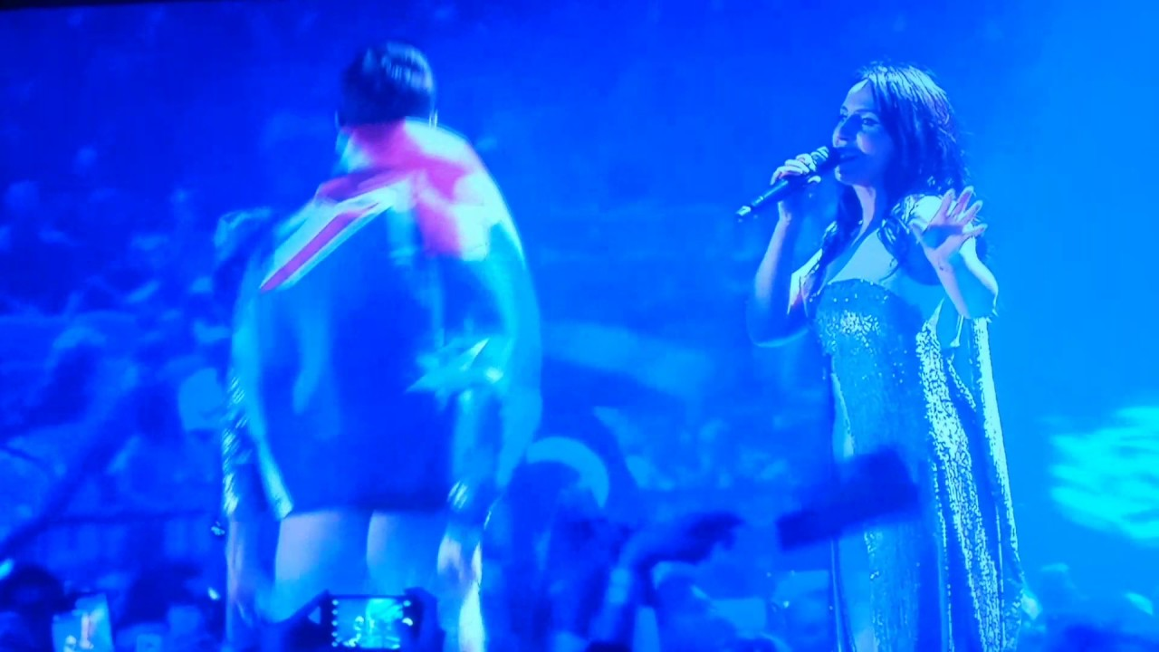 Eurovision Live: Australian Man Shows Bum Live On Eurovision Song Contest