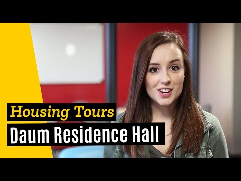 Housing Tours: Daum Residence Hall