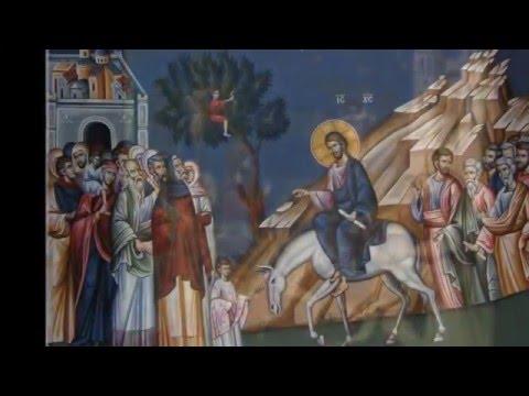 Le Folle Degli Ebrei (Canto Per La Domenica Delle Palme)