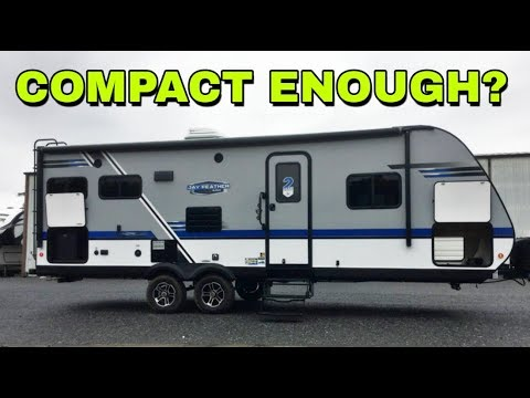 What About A Mid Size Travel Trailer? The Jayco Jay Feather